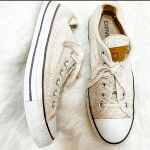 Woven Converse